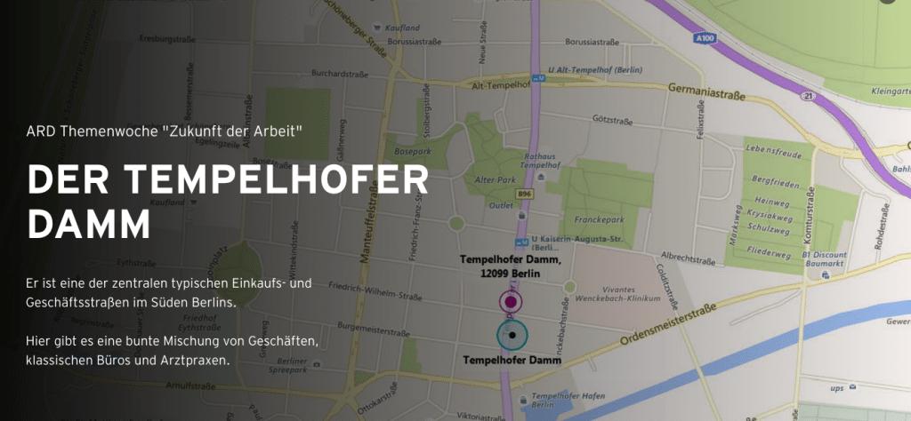 Der Tempelhofer Damm in 20 Jahren