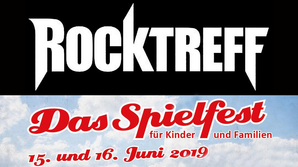 14.-16. Juni 2019: Festival Rocktreff und Spielfest im Volkspark Mariendorf