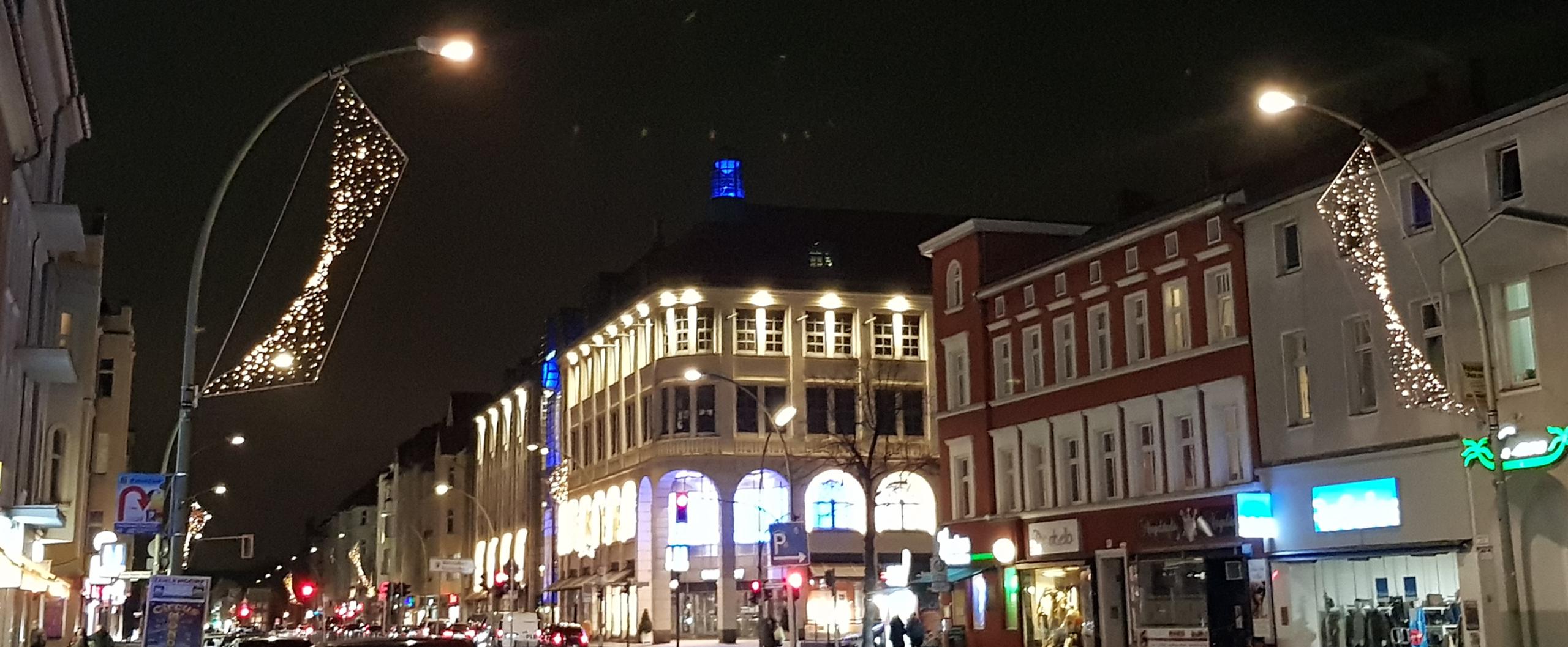 """25.11.2019: """"Lights-On"""" mit der Bezirksbürgermeisterin Angelika Schöttler"""