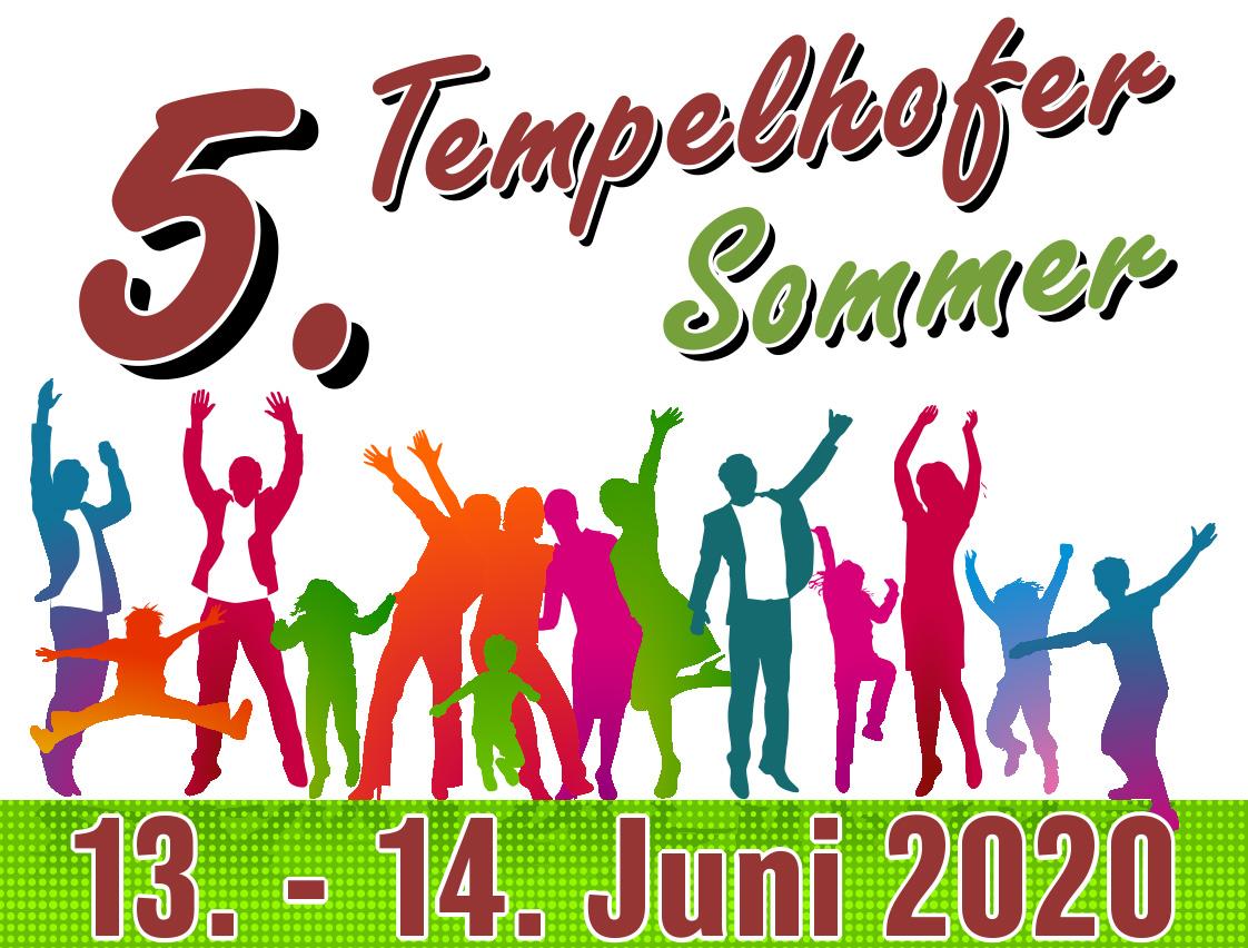 13./ 14. Juni 2020: 5. Tempelhofer Sommer am Rathaus Tempelhof