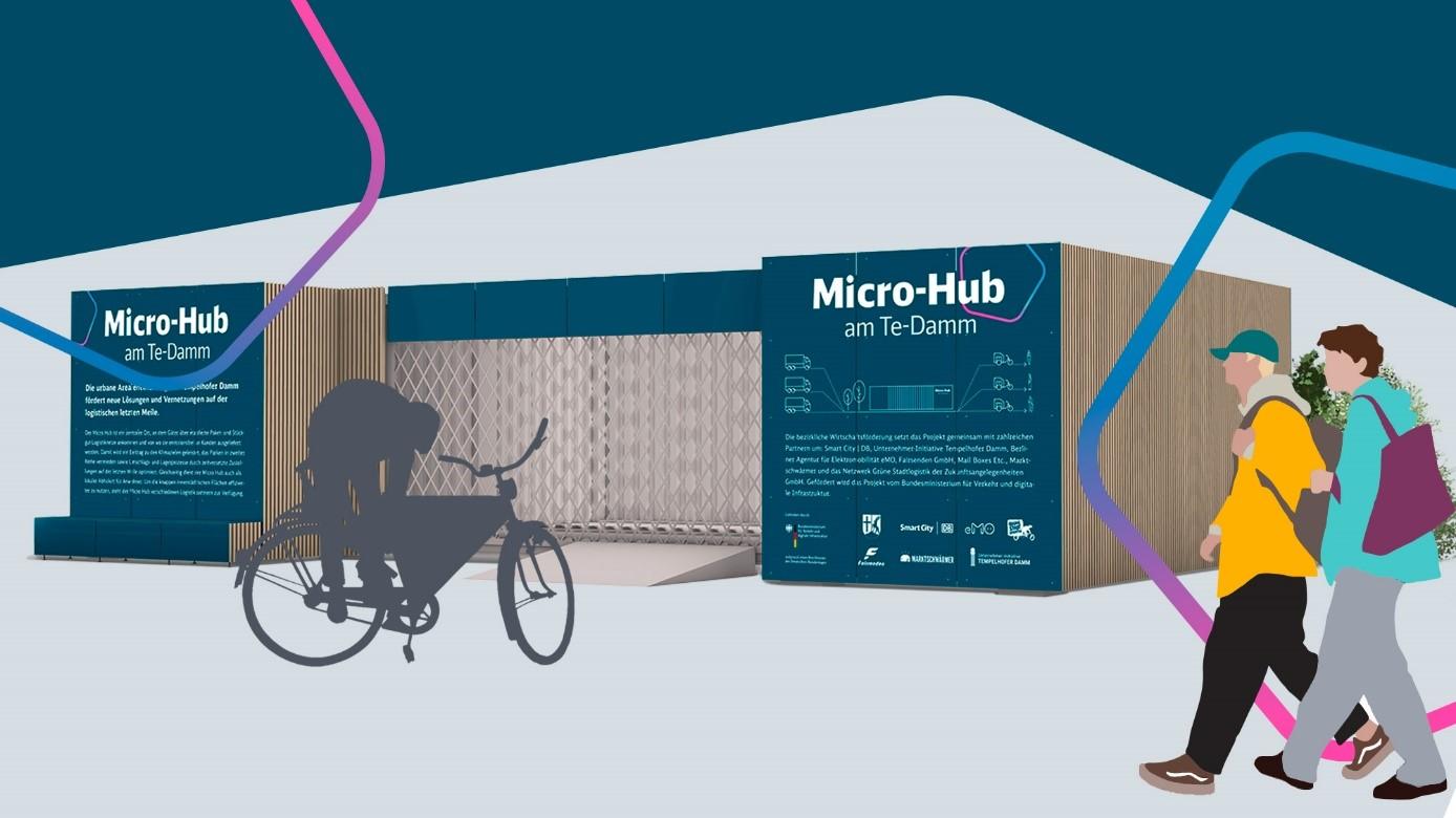 Eröffnung des MicoHub am 1.10.2020
